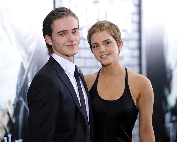 Kwikku, Emma Watson dan Brother Alex