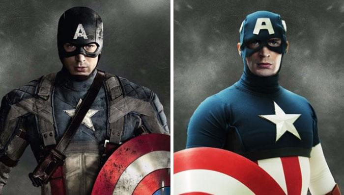 Kwikku, Captain America ini gimana mneurutmu Kwikkers