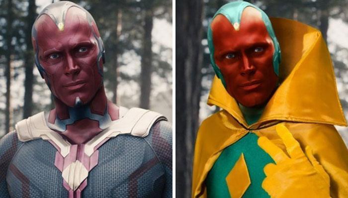 Kwikku, Kalau begini Vision mirip dengan karakter yang dibuat tahun an