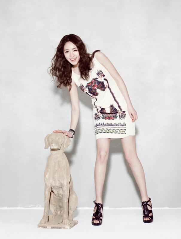 Kwikku, Lee Yeon Hee  cm