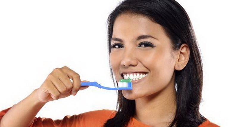 Kwikku, Tak boleh gosok gigi