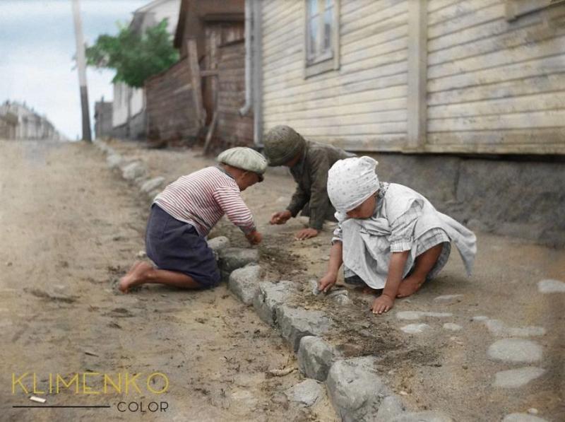 Kwikku, Perbudakan anak Finlandia
