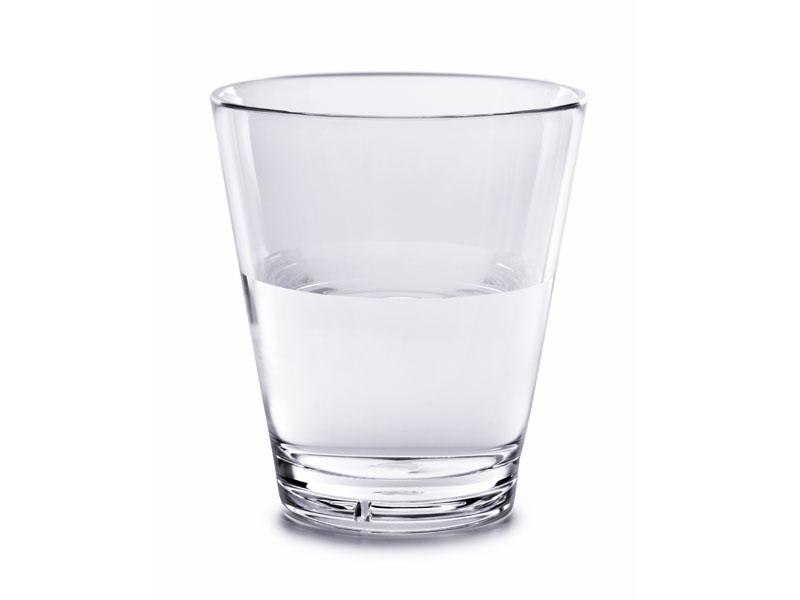 Kwikku, Gelas beserta siluet cahaya yang menyerupai air kadang bisa bikin puasa goyah