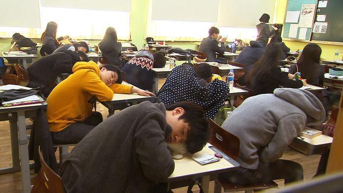 Kwikku, Korea dan Amerika terkenal ketat dalam bidang pendidikan Bahkan setiap minggunya para siswa mendapati  hingga  kuis dan pekerjaan rumah setiap hari
