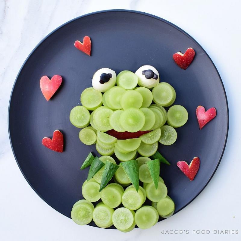 Kwikku, Kermit The Frog jadi super cute dan ngegemesin
