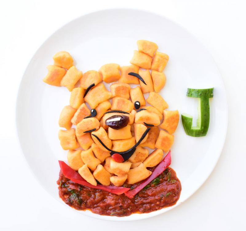 Kwikku, Hayo siapa yang mau dengan kudapan Winnie The Pooh ini