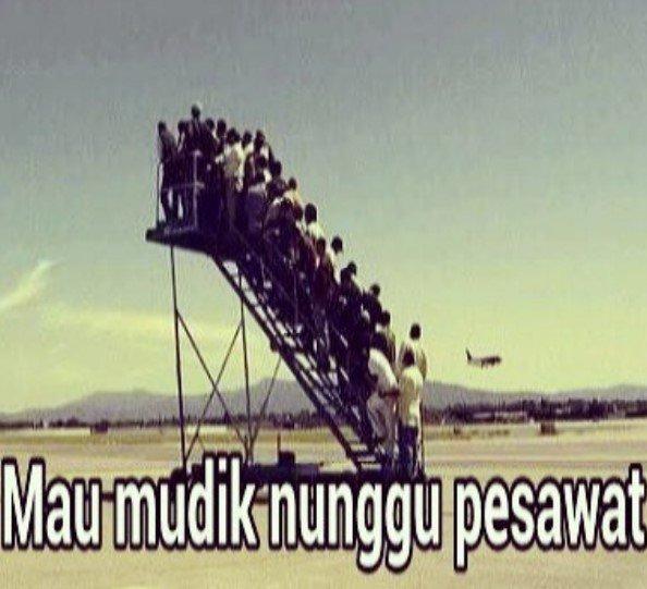 Kwikku, Pesawatnya nggak ada tapi penumpangnya semakin membludak