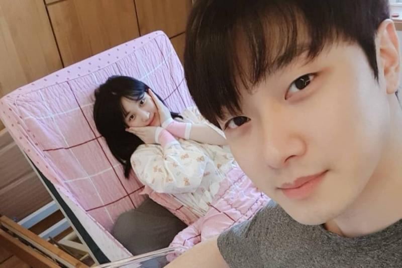 Kwikku, Minhwan FT Island dan Yulhee resmi menikah pada Januari  Pada bulan Mei lalu keduanya dikaruniai putra lucu