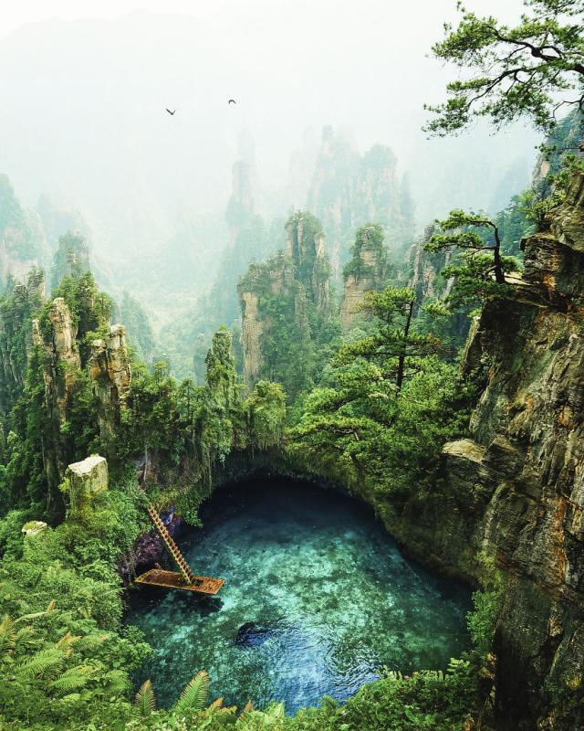 Kwikku, Paradise Pool bagaikan berenang di surga