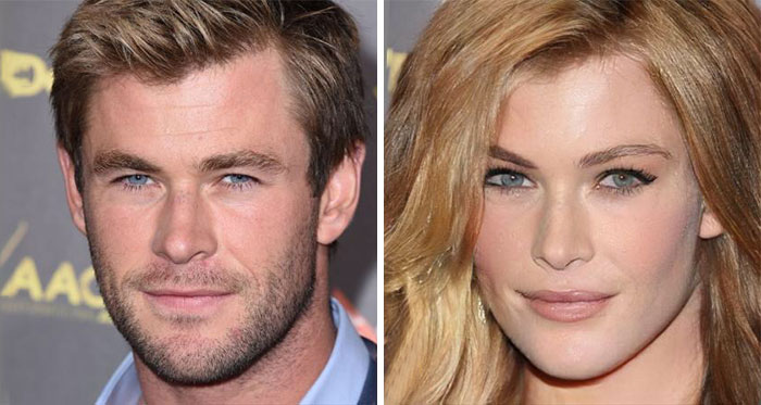 Kwikku, Chris Hemsworth Thor