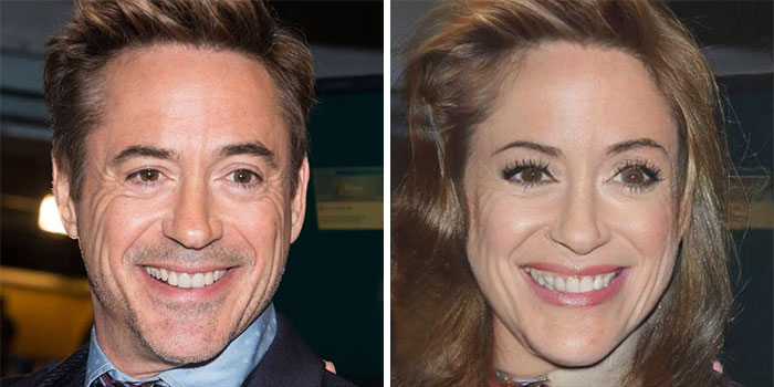Kwikku, Robert Downey Jr Iron Man