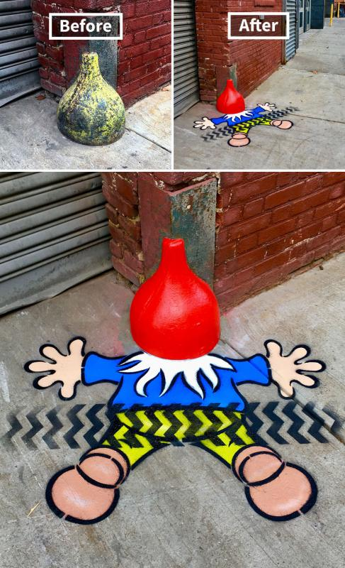 Kwikku, Gnome Down Brooklyn