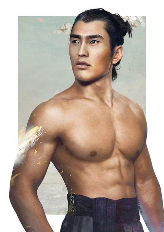Kwikku, Captain Li Shang  Mulan