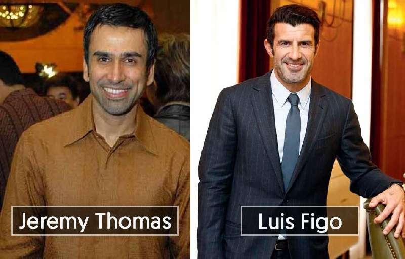 Kwikku, Nggak ketinggalan juga Jeremy Thomas yang disamakan dengan Luis Figo
