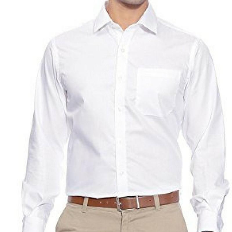 Kwikku, White Shirt