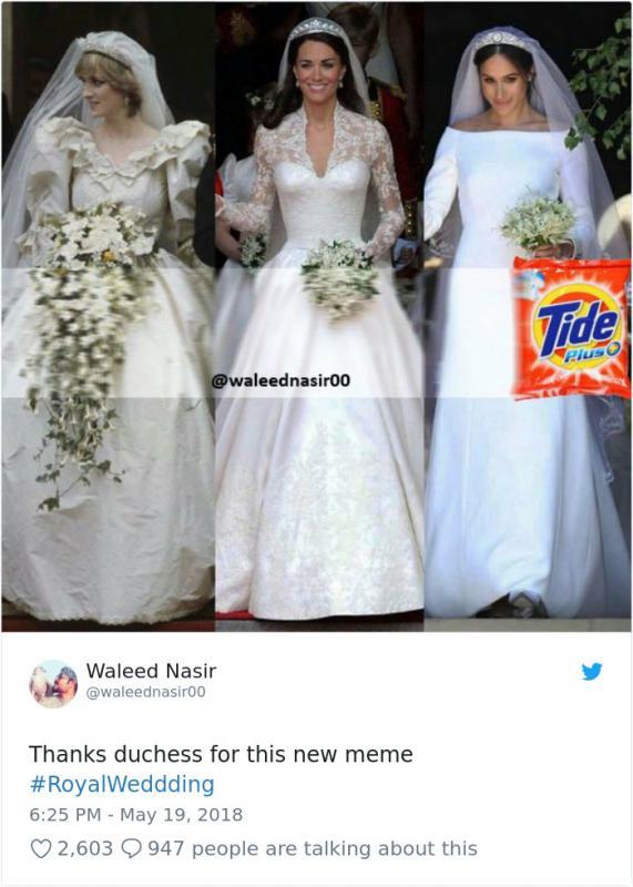 Kwikku, Gaun putih terlihat kusam Tinggal cuci dengan detergen ini