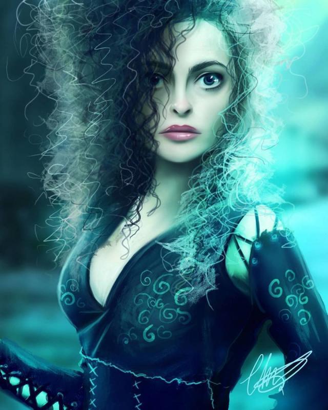 Kwikku, Bellatrix Lestrange