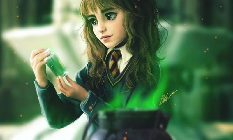 Kwikku, Hermione Granger