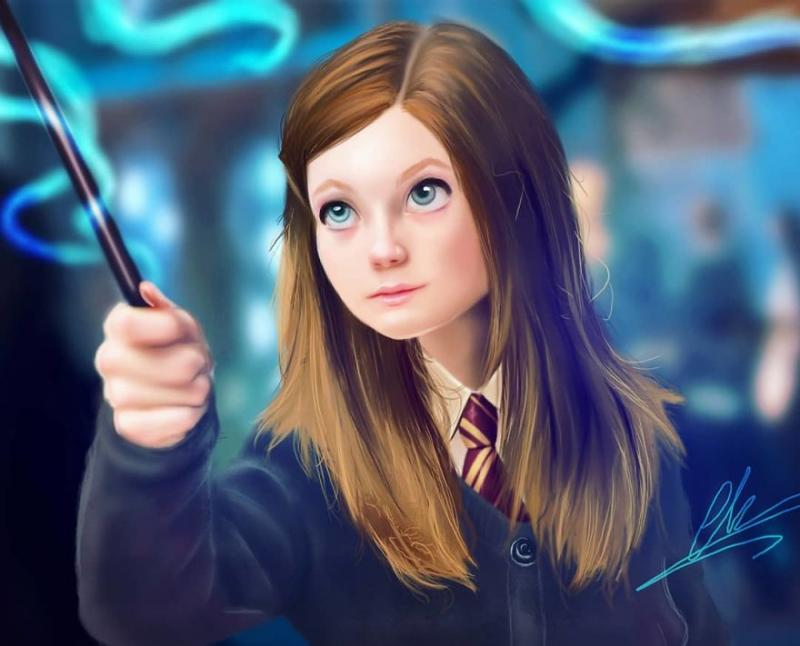 Kwikku, Ginny Weasley