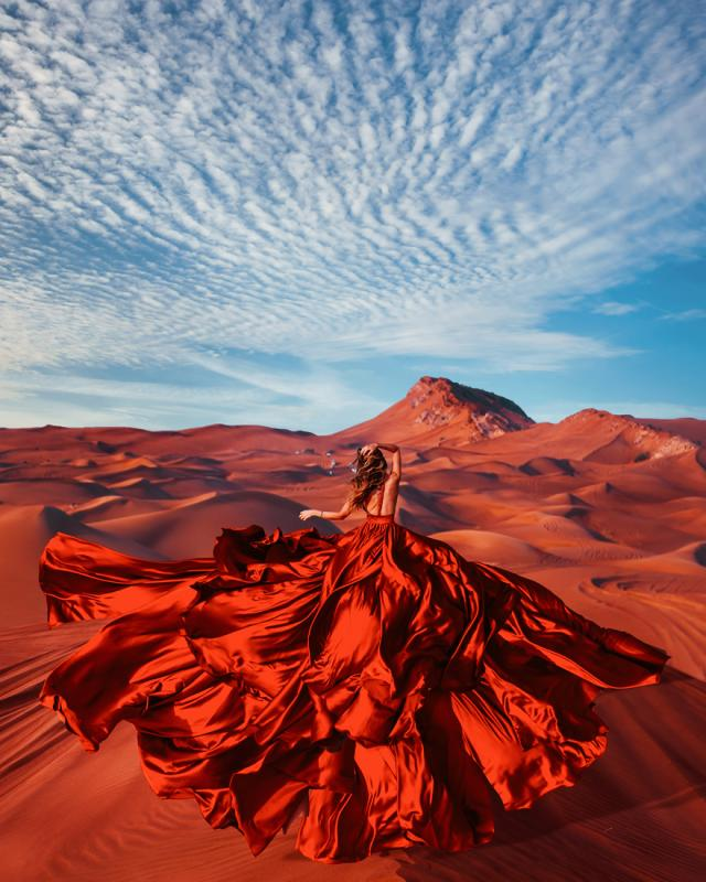 Kwikku, Gurun Rub AlKhali UAE