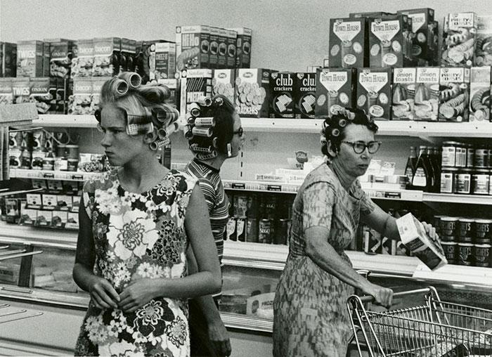 Kwikku, Supermarket pada tahun an