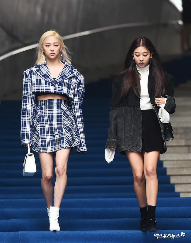 Kwikku, Yeeun dan Seungyeon CLC