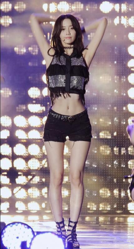 Kwikku, YoonA Girls Generation