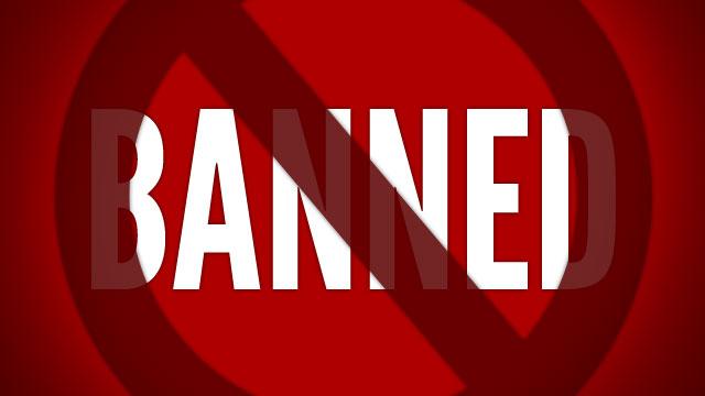 Kwikku, Video diblokir di negara tertentu