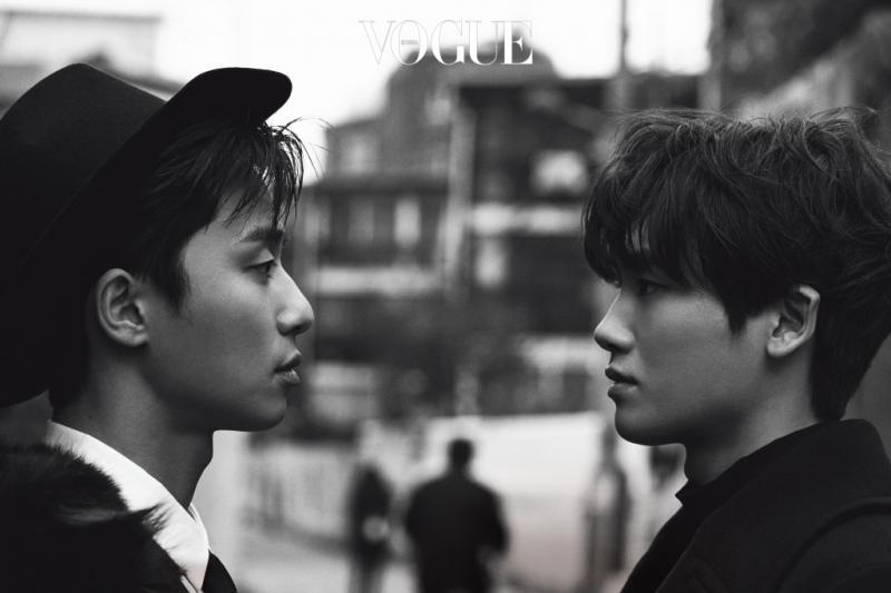 Kwikku, Park Hyung Sik dan Park Seo Joon