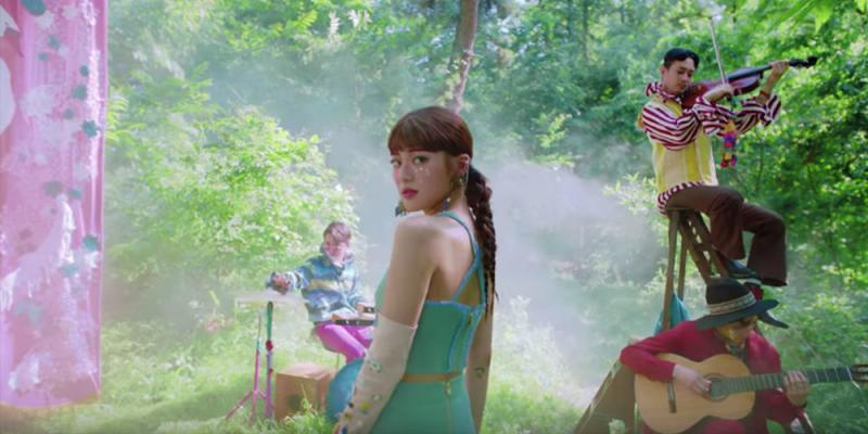 Kwikku, Fairy Look