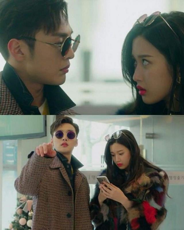 Kwikku, Lee Se Joo dan Choi Soo Ji  Tempted