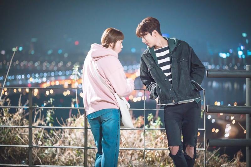 Kwikku, Bok Joo dan Joon Hyung  Weightlifting Fairy Kim Bok Joo