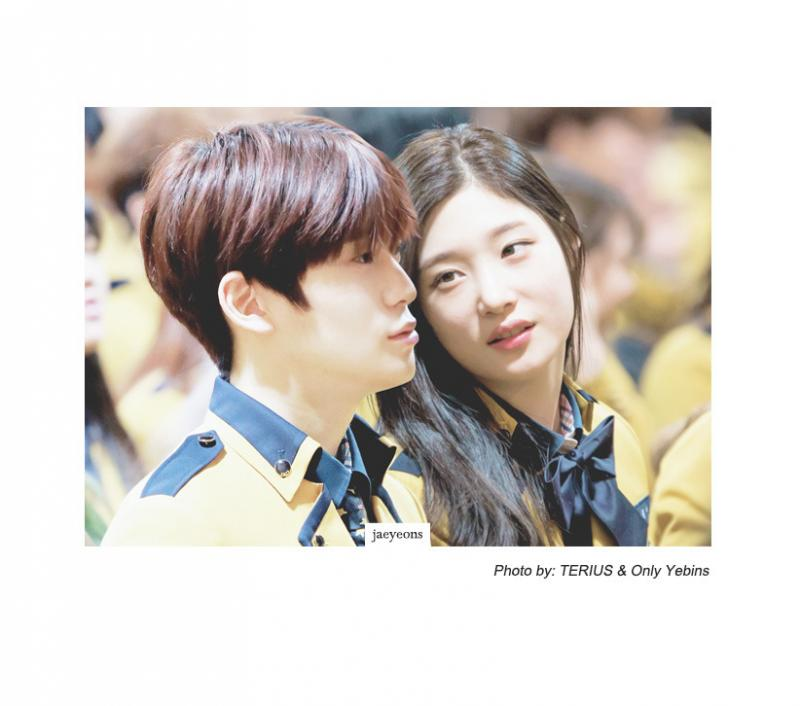 Kwikku, Chaeyeon Dia dan Jaehyun NCT adalah teman satu kelas di School of Performing Arts Seoul Jurusan Broadcating and Entertainment