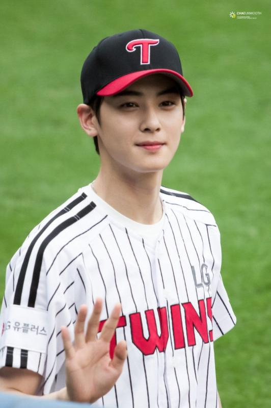 Kwikku, Cha Eun Woo ASTRO