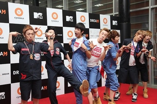 Kwikku, Kegokilan lain dan nggak biasa Block B bikin fans nggak tahan ketawa