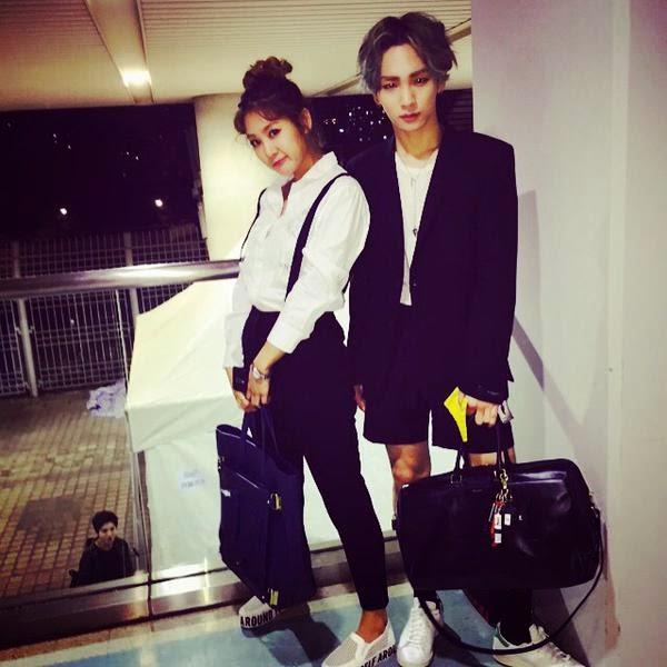 Kwikku, Soyou dan Key SHINee