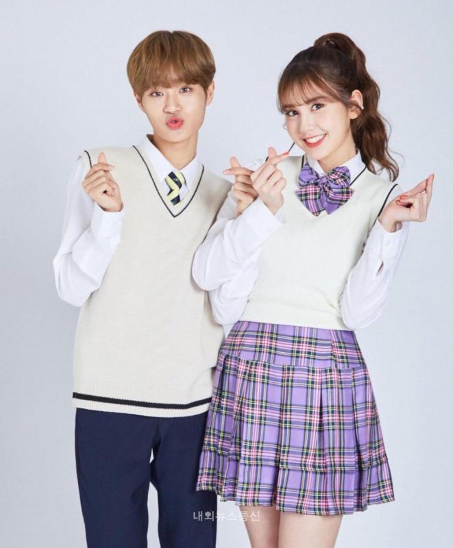 Kwikku, Jeon Somi dan Lee Dae Hwi ABX