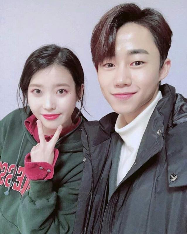 Kwikku, IU dan Park Ji Bin
