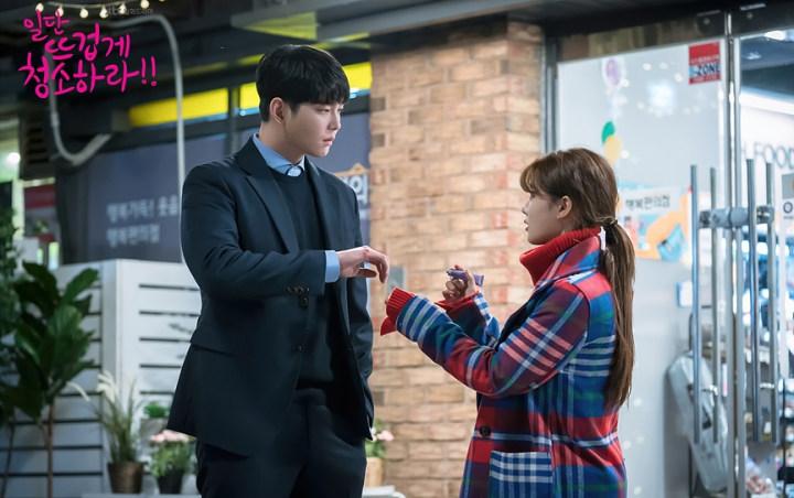 Kwikku, Kim Yoo Jung dan Yoon Kyun Sang  Clean with Passion for Now