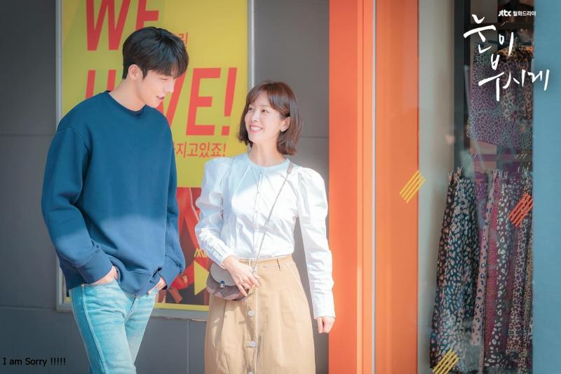 Kwikku, Han Ji Min dan Nam Joo Hyuk  Radiant