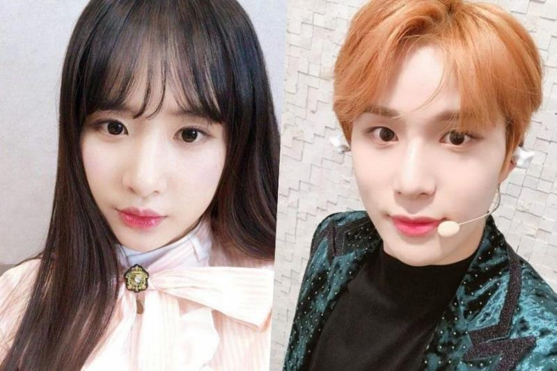 Kwikku, Seola WJSN dan Jungwoo NCT