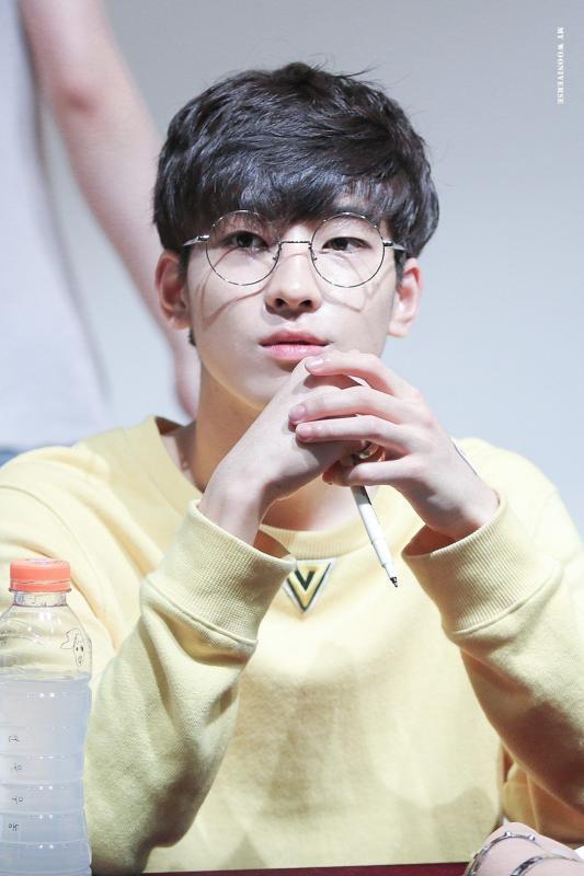 Kwikku, Wonwoo SEVENTEEN