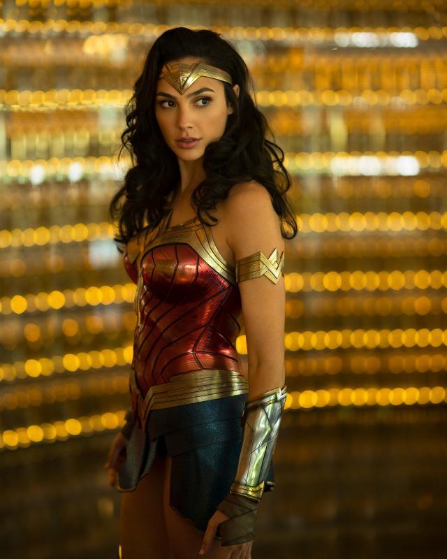 Kwikku, Wonder Woman