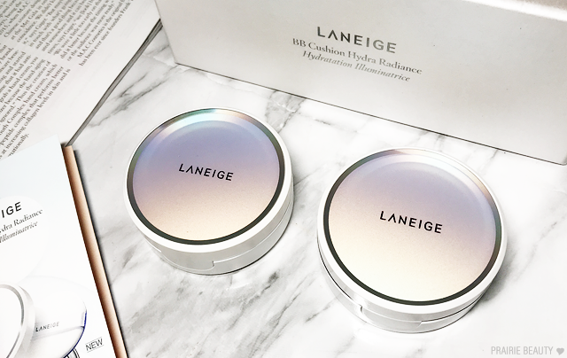 Kwikku, Laneige BB Cushion Hydra Radiance