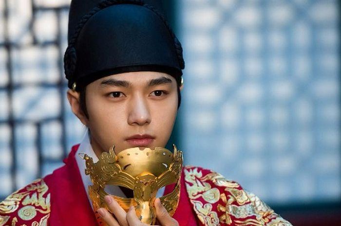Kwikku, L INFINITE  Ruler Master of The Mask