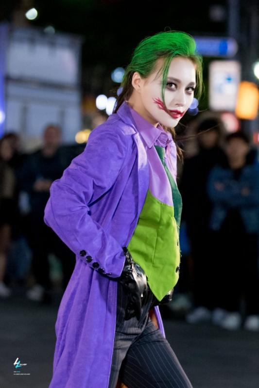 Kwikku, Siyeon DreamCatcher  The Joker