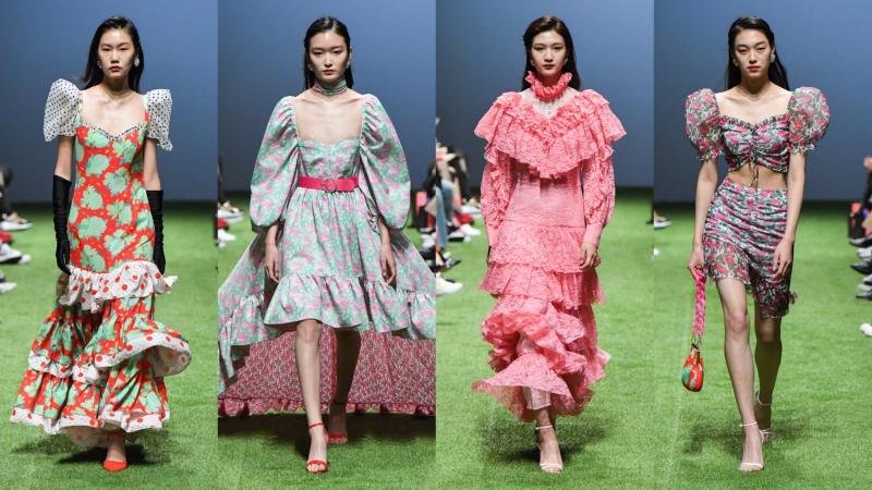 Kwikku, Floral romanticism oleh Lang and Lu