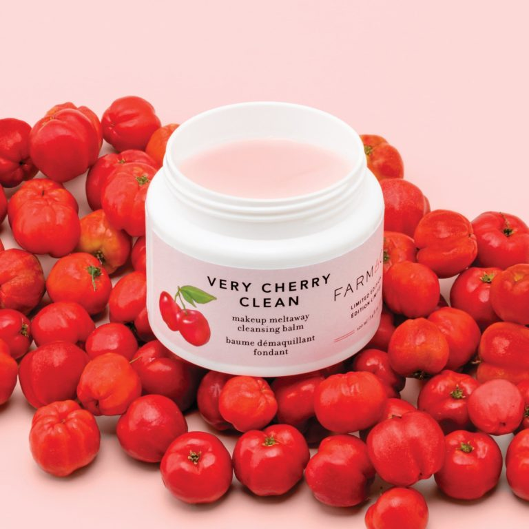Kwikku, Very Cherry Clean Balm dari Farmacy