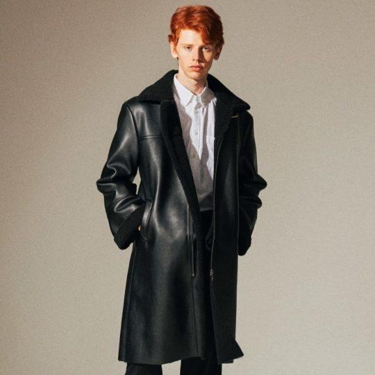 Kwikku, Coat bahan kulit