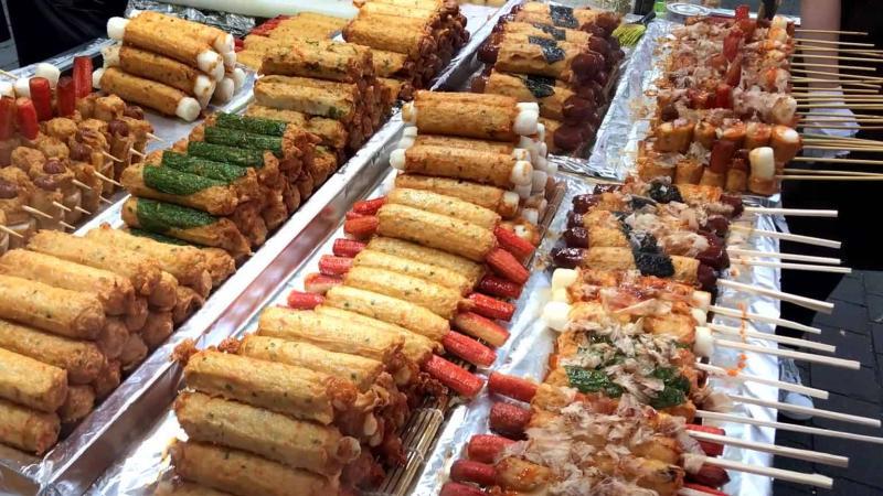Kwikku, Myeongdong Street Food Alley